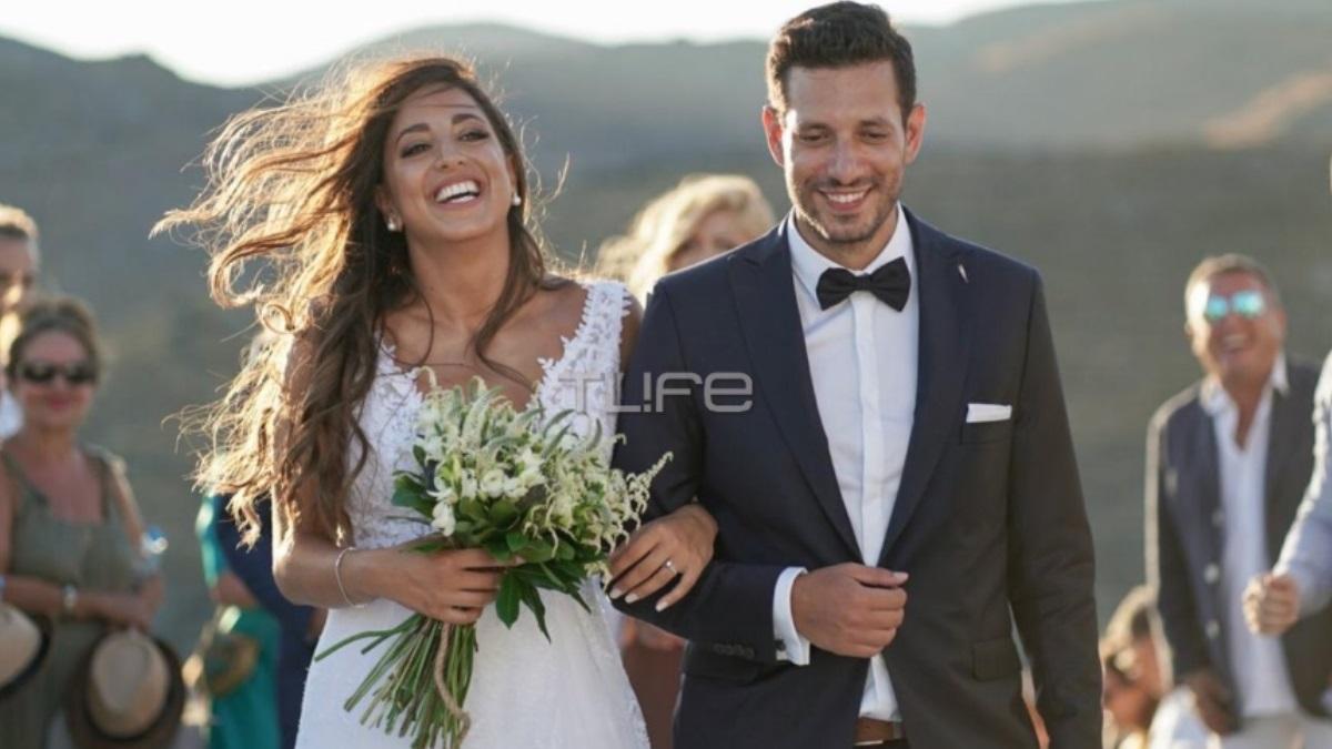 Κωνσταντίνος Κυρανάκης: Ο γάμος του βουλευτή στην Κύθνο! Αποκλειστικές φωτογραφίες