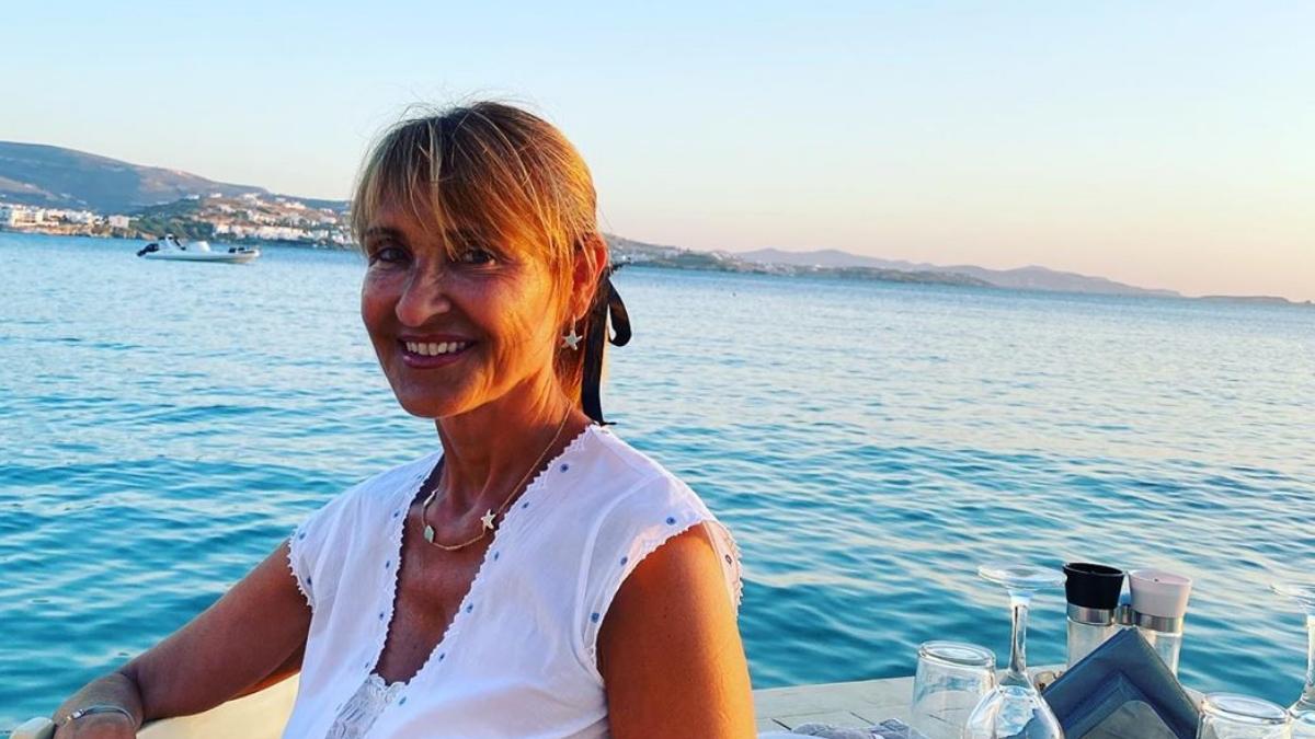 Μάρα Ζαχαρέα: Το μαγευτικό ηλιοβασίλεμα που απόλαυσε στην Πάρο! [pics,video]
