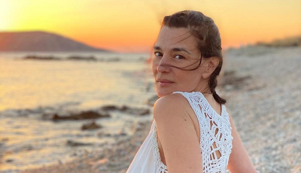 Η Μαρία Ναυπλιώτου εντυπωσιάζει ποζάροντας χωρίς μακιγιάζ και φίλτρα [pics]