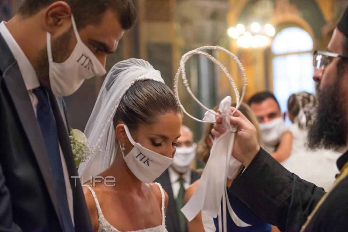 Παύλος Μαρινάκης: Ο πρόεδρος της ΟΝΝΕΔ, παντρεύτηκε την αγαπημένη του! Καλεσμένος και ο Κυριάκος Μητσοτάκης! Φωτογραφίες