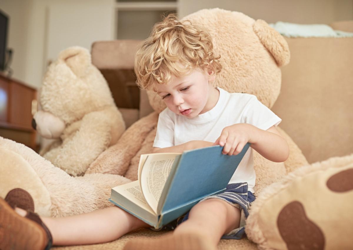 Ώρα να αναθερμάνεις τη σχέση του μικρού σου με τα… βιβλία!