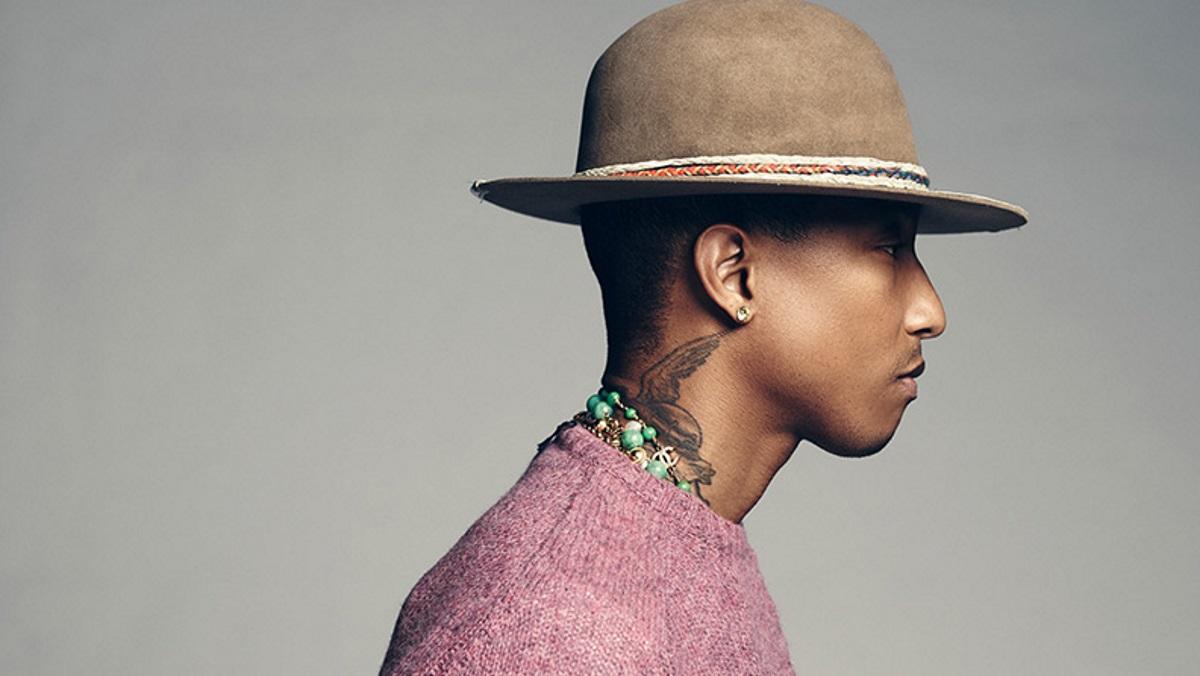 Ο Pharrell Williams επιμελείται το ειδικό τεύχος του TIME – Θα μείνει στην ιστορία