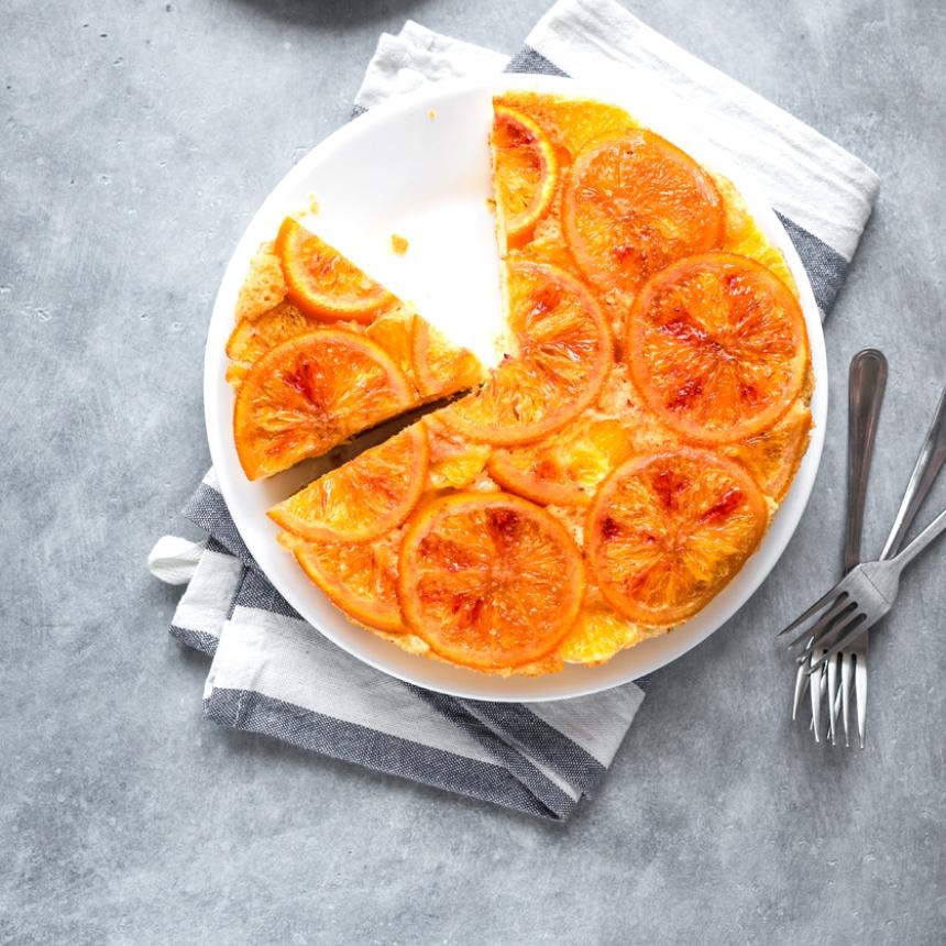 Συνταγή για πεντανόστιμη πορτοκαλόπιτα