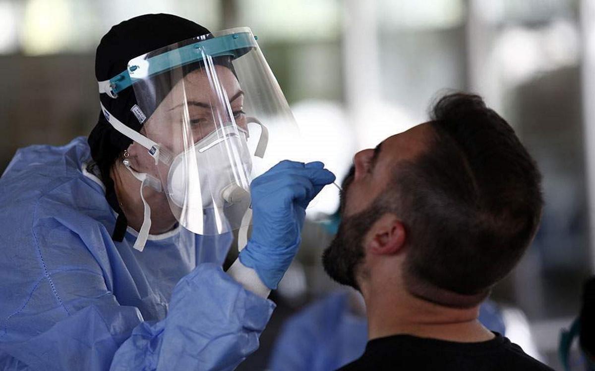 264 νέα κρούσματα κορονοϊού στην Ελλάδα το Σάββατο