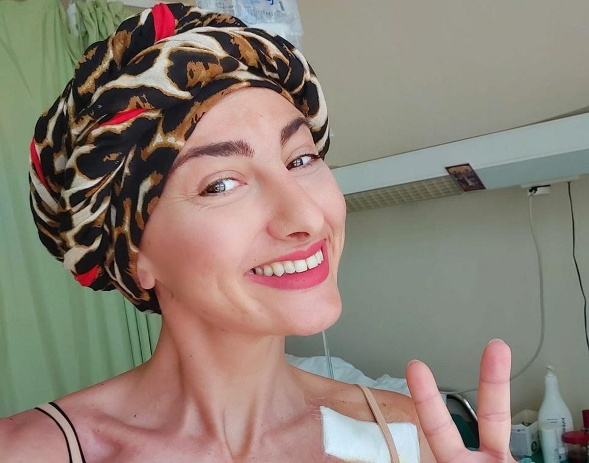 Συγκλονίζει η 30χρονη Ρεγγίνα! Δίνει τη μάχη με τη λευχαιμία χορεύοντας! Βίντεο