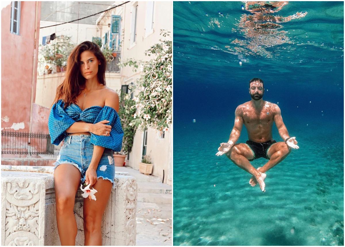 Σάκης Τανιμανίδης – Χριστίνα Μπόμπα: Ανακάλυψαν το πιο όμορφο κρυφό νησάκι των Επτανήσων! [pics,vid]