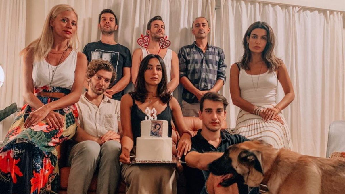 Γενέθλια για την Ευγενία Σαμαρά! Η τούρτα-έκπληξη από τους φίλους της και ξέφρενο πάρτι στο σπίτι [video]   tlife.gr