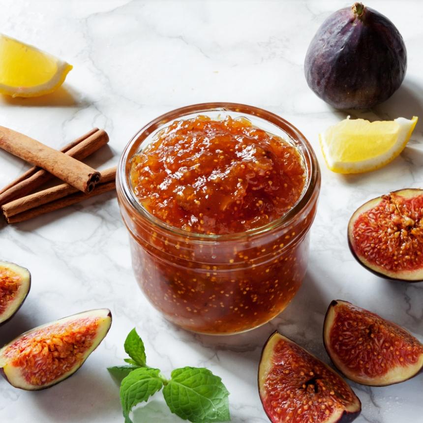 Συνταγή για μαρμελάδα σύκο