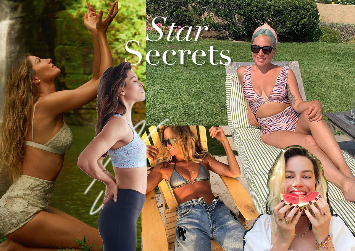 Αδυνάτισμα: Τα μυστικά που έχουν να σου δώσουν οι διάσημες