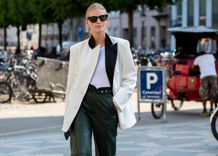 Τα πιο ωραία street style από την εβδομάδα μόδας στην Κοπεγχάγη!