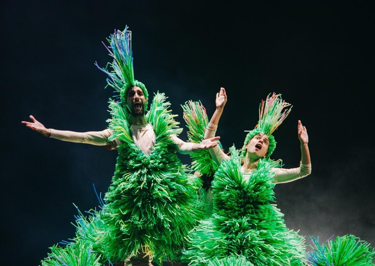 """Οι """"Τέσσερις εποχές"""", μία παράσταση για το περιβάλλον, καλούν τα παιδιά και φέτος στην Εθνική Λυρική Σκηνή!"""