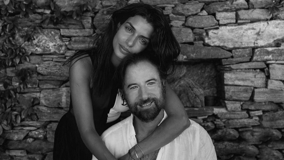 Τόνια Σωτηροπούλου – Κωστής Μαραβέγιας: Ερωτευμένοι στην Κεφαλονιά [pics]