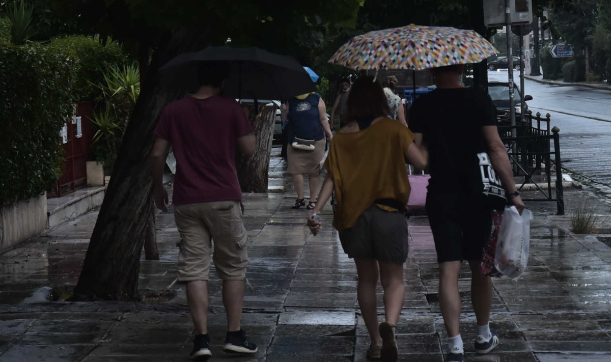 Καιρός: Τοπικές βροχές και καταιγίδες και στην Αττική