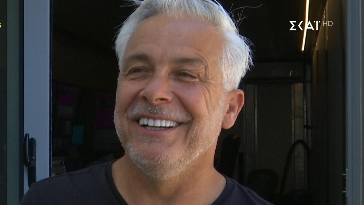 Χάρης Χριστόπουλος: Οι πρώτες δηλώσεις μετά την επιστροφή του στην κριτική επιτροπή του My Style Rocks! [video]