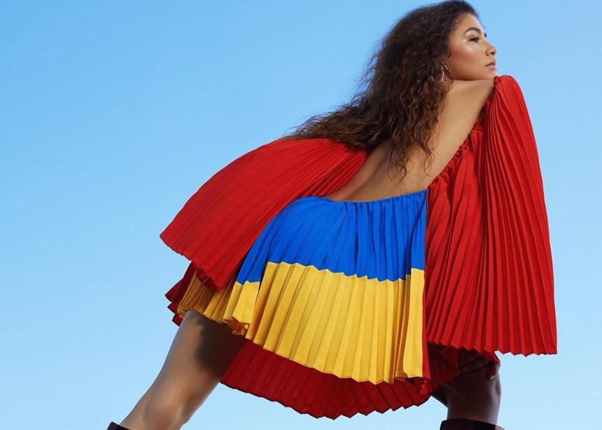 H Ζendaya σε ένα fashion editorial που αξίζει να δεις!