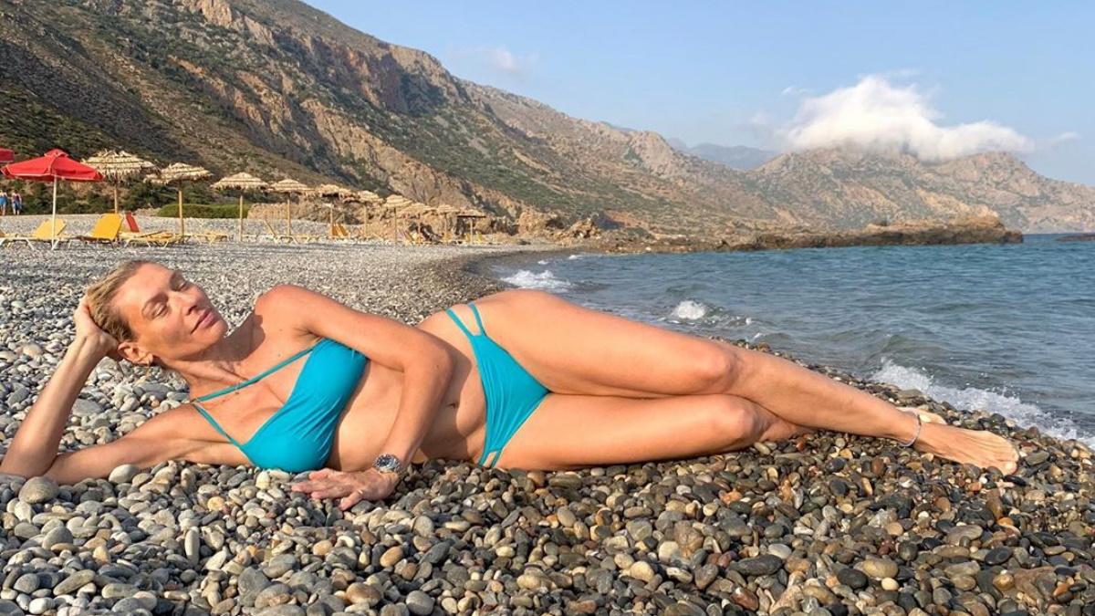 Ζέτα Δούκα: Οι διακοπές με την οικογένειά της στην Κρήτη δεν έχουν τέλος! Φωτογραφίες