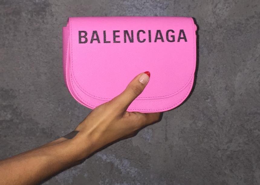 O οίκος Balenciaga κάνει για πρώτη φορά καμπάνια με διάσημη!Δες ποια είναι αυτή
