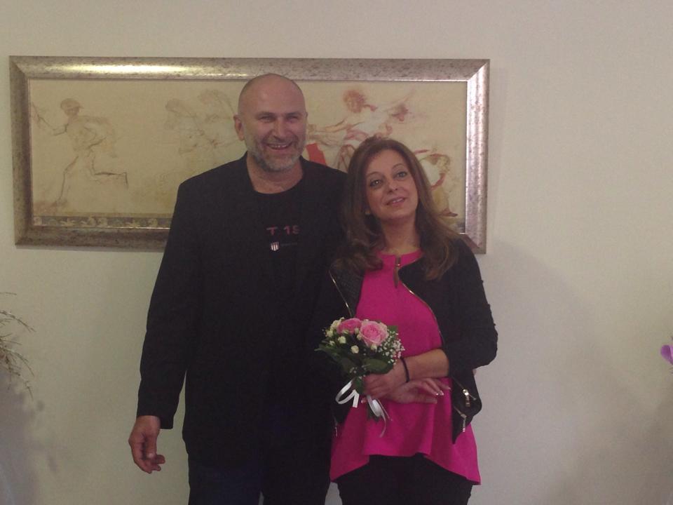 """Χρήστος Μακρίδης: Αυτή είναι η σύζυγος του παίκτη του Big Brother! """"Μία μέρα τη γνώρισα και την άλλη την παντρεύτηκα"""""""