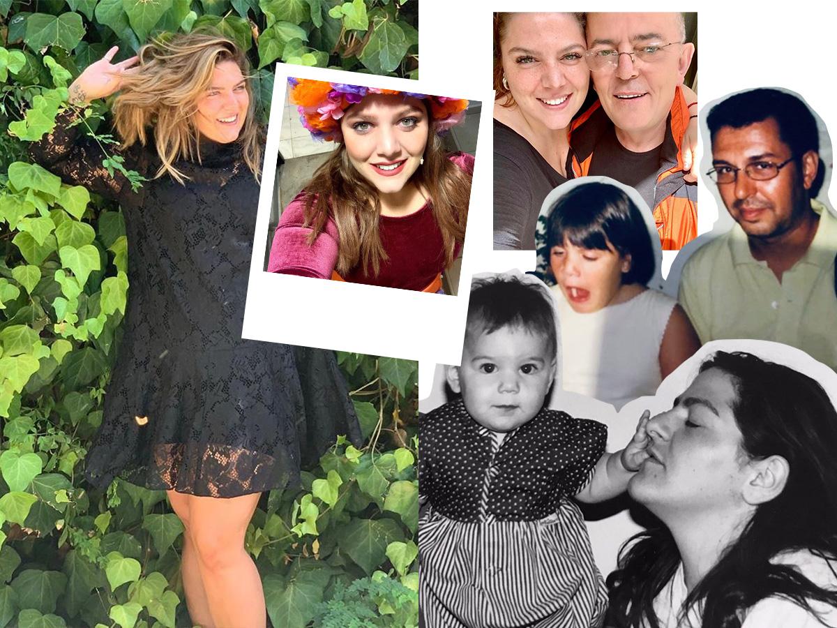 Δανάη Μπάρκα: Όσα δεν ξέρεις για τη ζωή της νέας παρουσιάστριας του Mega! Φωτογραφίες