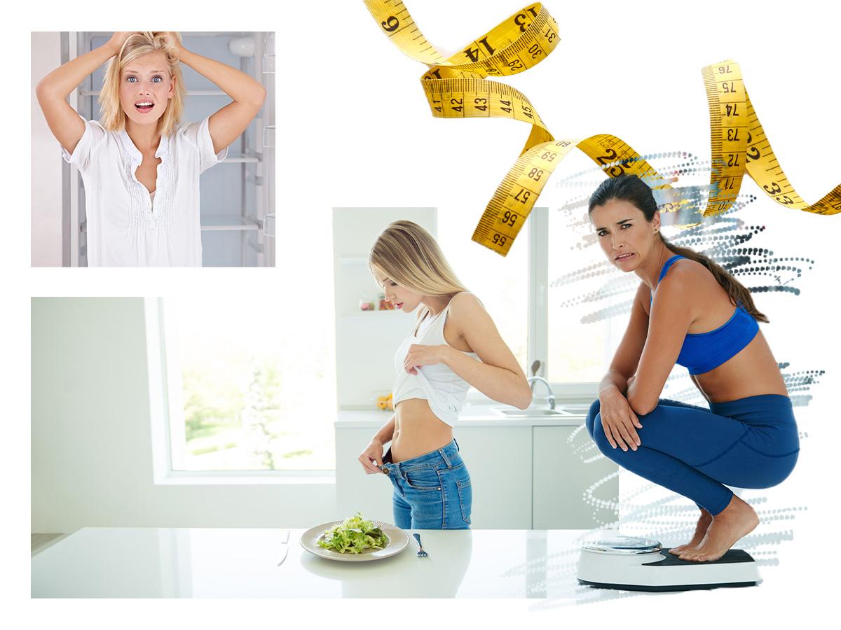 Είσαι σίγουρη ότι κάνεις τη σωστή δίαιτα; Για τσέκαρε…