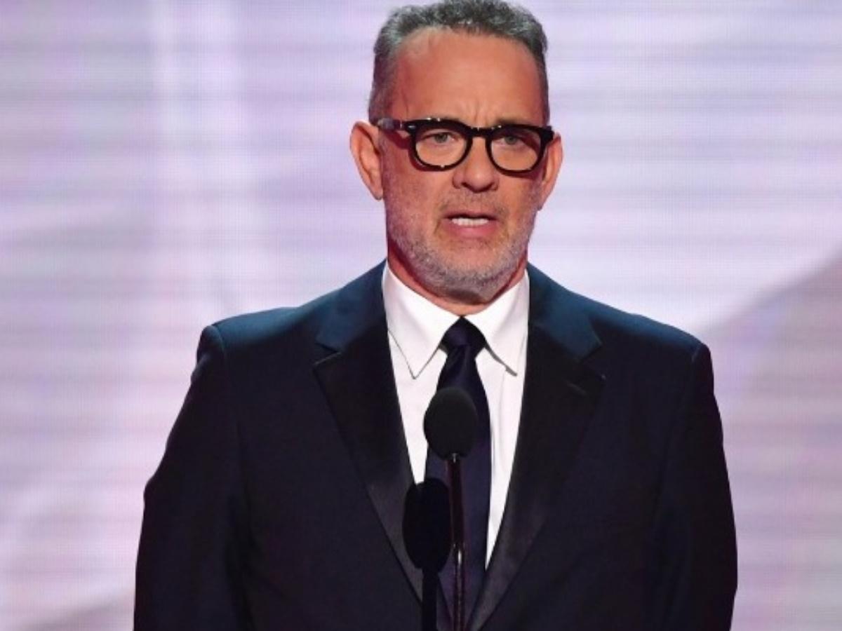 Ο Tom Hanks επέστρεψε στην Αυστραλία μετά την περιπέτεια με τον κορονοϊό