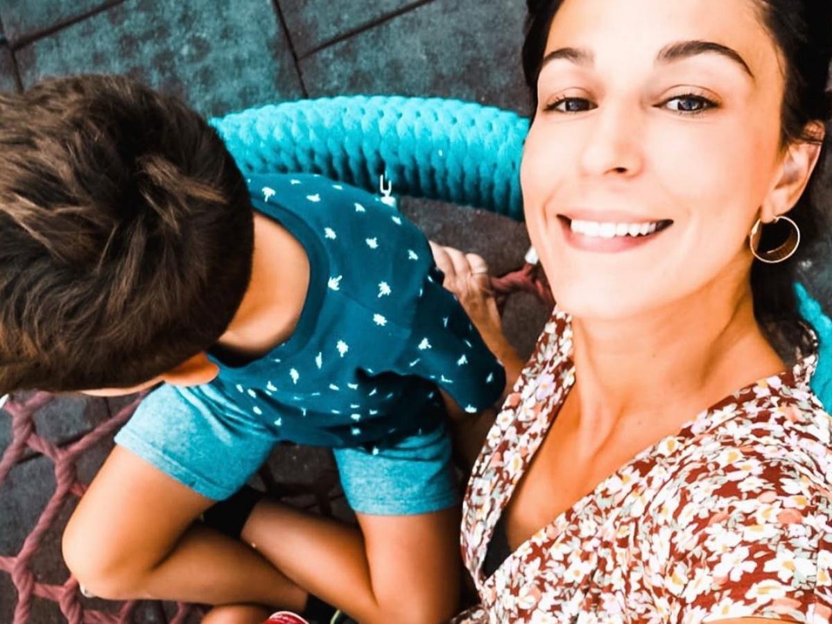 Περήφανη μητέρα η Κατερίνα Παπουτσάκη – Ο γιος της ξεκίνησε Ωδείο [pic]