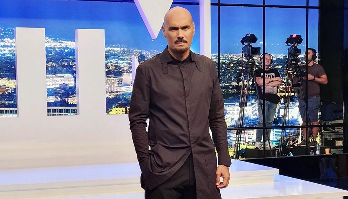 Ο Δημήτρης Σκουλός μιλά για το GNTM 3 και τον ανταγωνισμό με το Big Brother