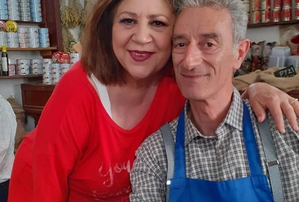 """Καφέ της Χαράς: Η Χριστίνα Τσάφου αποκαλύπτει αν """"πεθαίνει"""" η Χάιδω στο σήριαλ (βίντεο)"""
