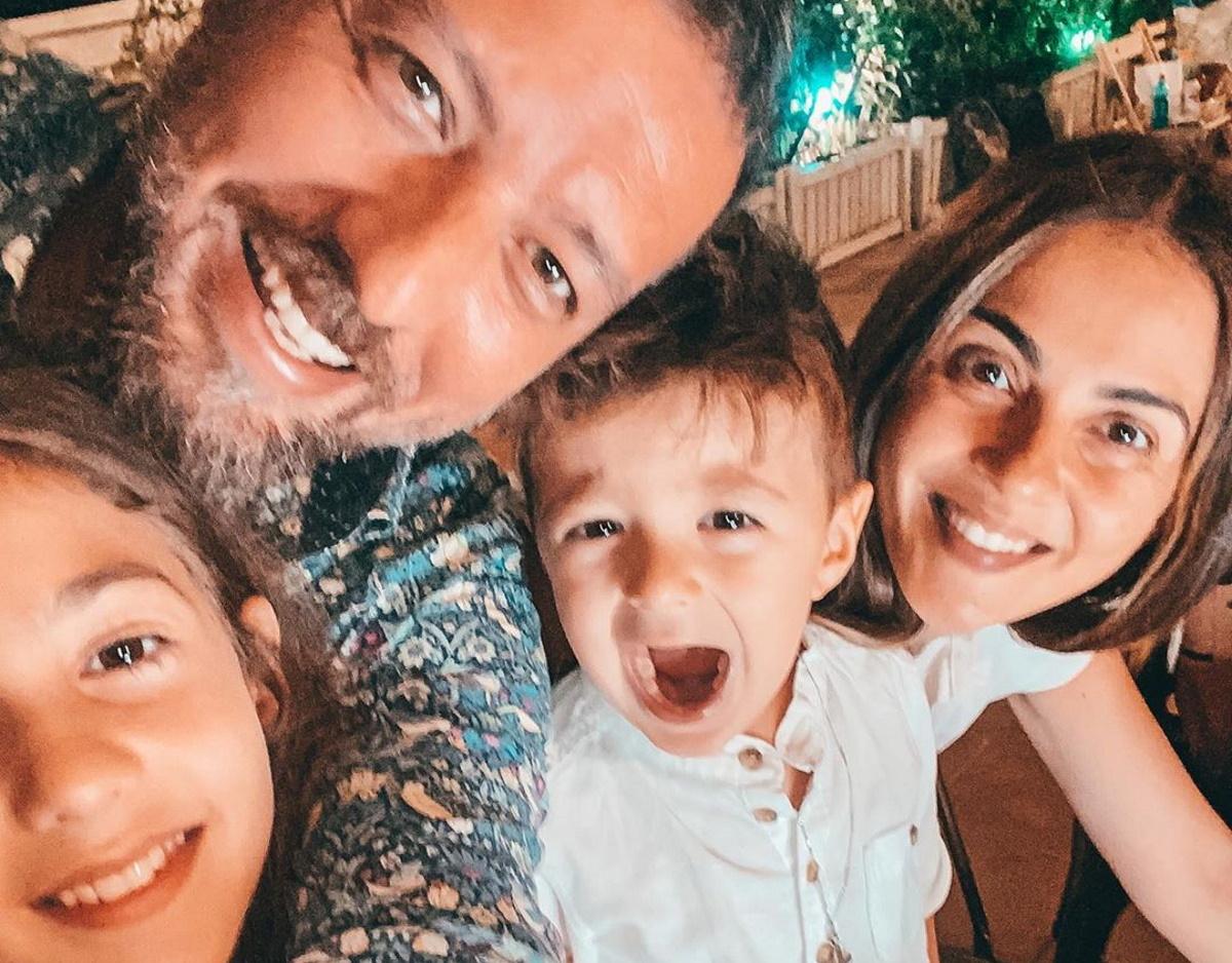 Αγγελική Δαλιάνη: Ο γιος της έγινε τριών! Η εντυπωσιακή τούρτα και οι οικογενειακές φωτογραφίες