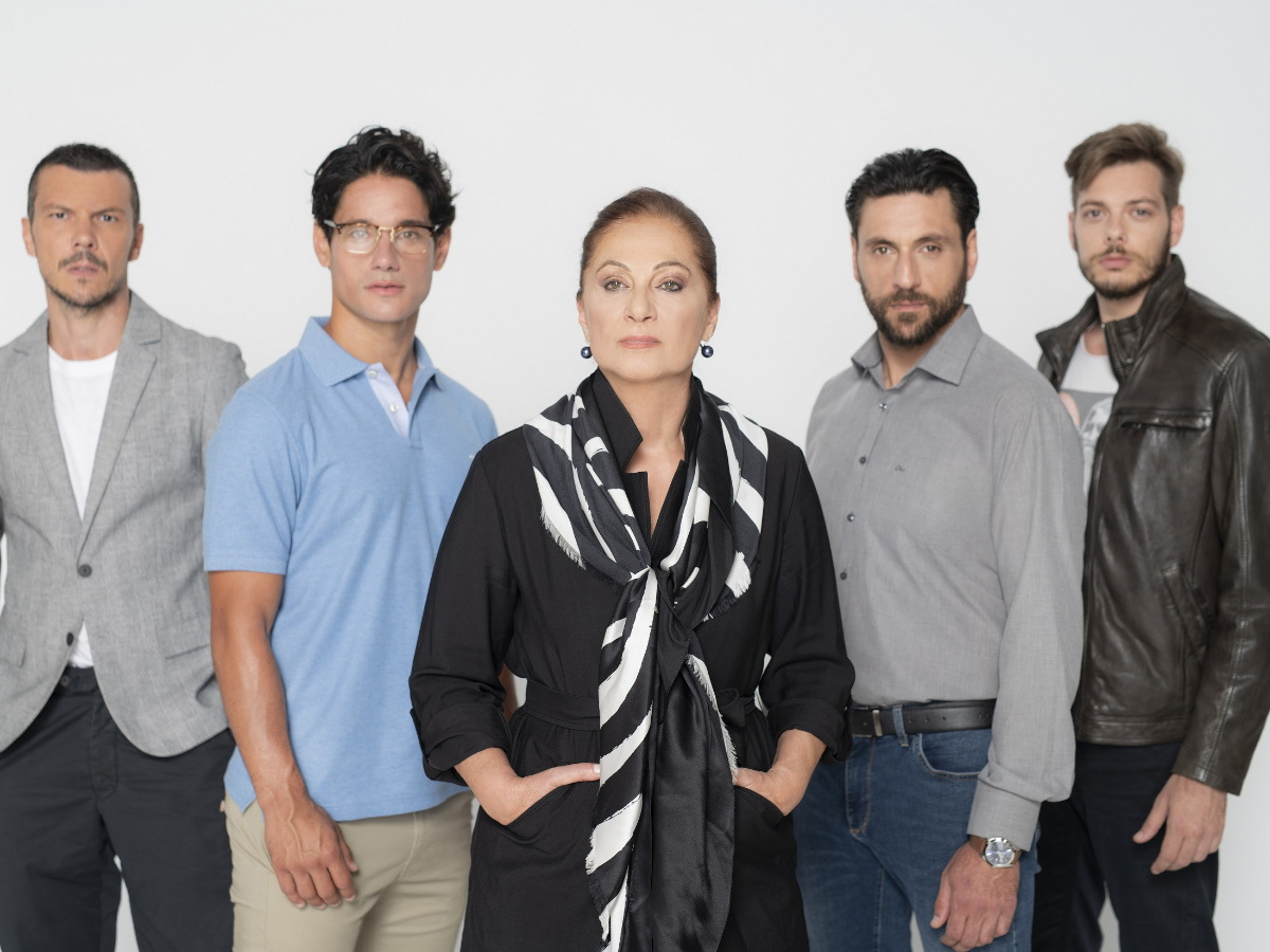 Αγγελική: Τι τηλεθέαση έκανε η πρεμιέρα της νέας δραματικής σειράς του Alpha;