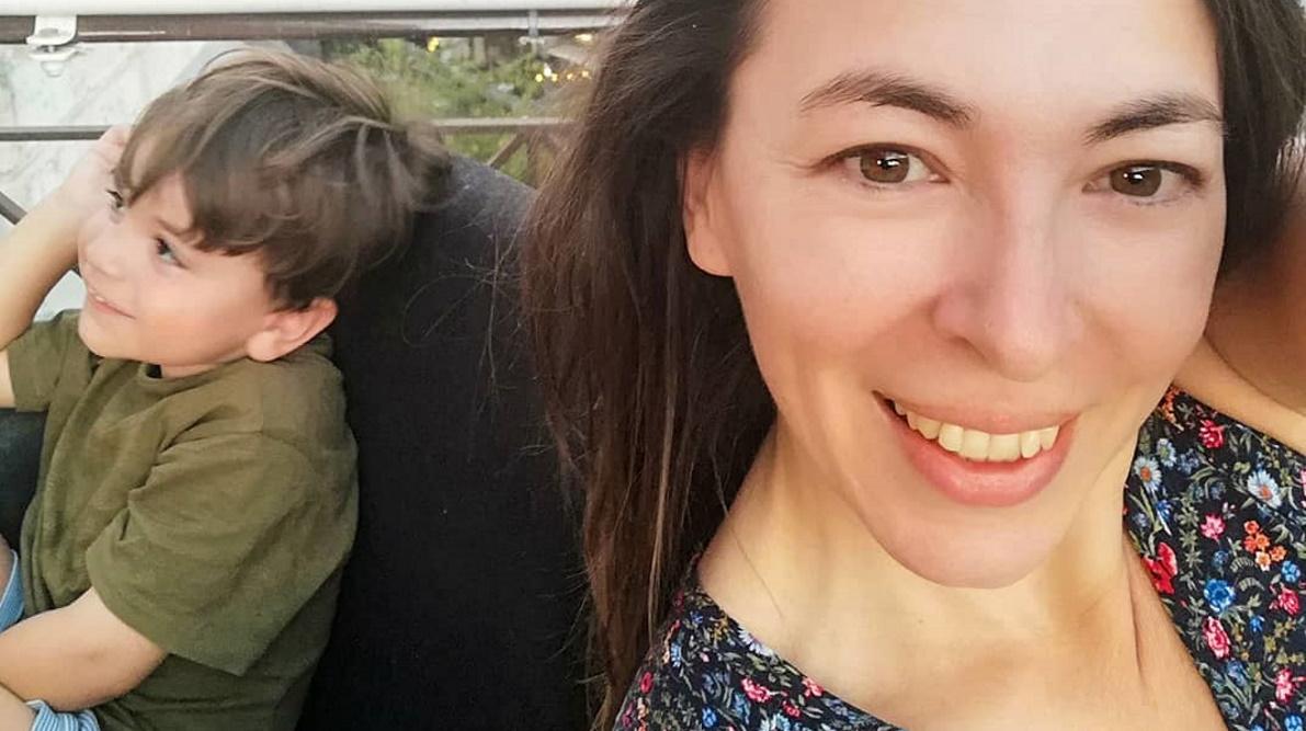 Η Αλίκη Κατσαβού εύχεται δημόσια στο μοναχογιό της για την ονομαστική του γιορτή (pic)