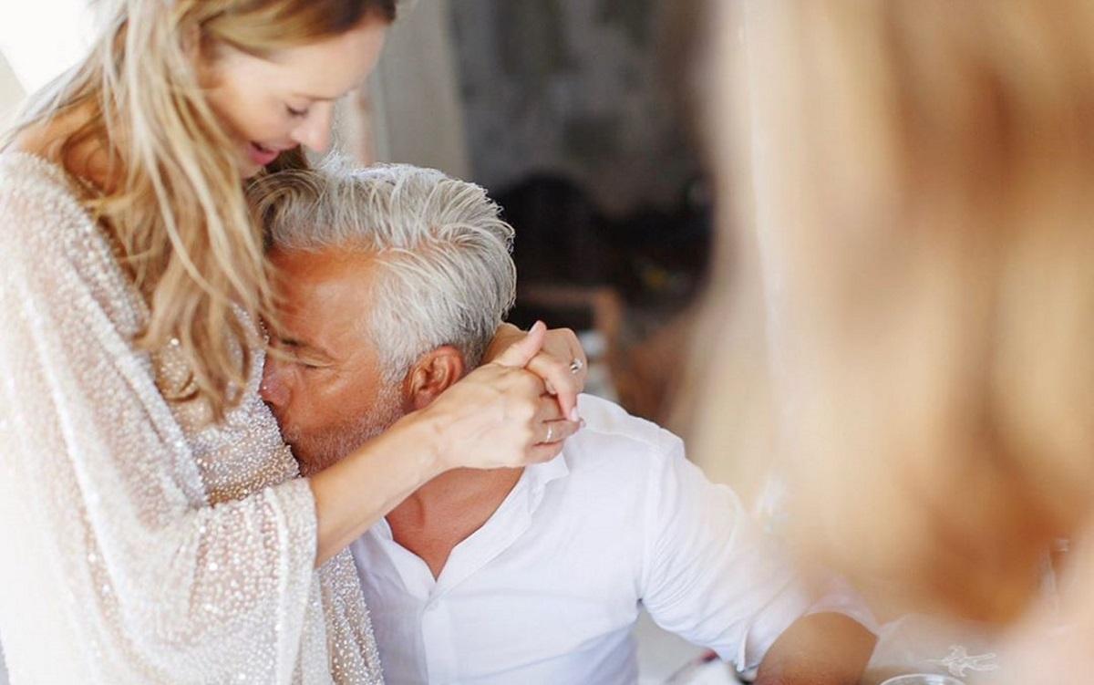 Χάρης Χριστόπουλος – Anita Brand: Γιορτάζουν την πιο ξεχωριστή επέτειο γάμου τους! Φωτογραφίες