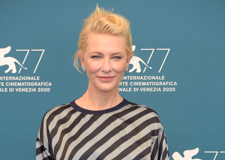 Οι εμφανίσεις της Cate Blanchett κρύβουν ένα ισχυρό μήνυμα!