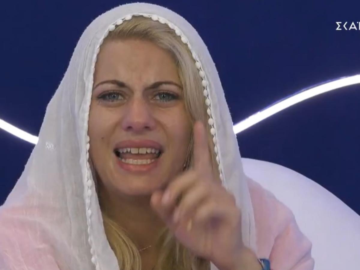 Big Brother: Η συγκίνηση της Άννας Μαρίας για τα δύσκολα παιδικά χρόνια που έζησε – Δεν είχε χρήματα ούτε για κολατσιό (video)