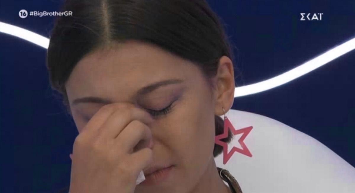 "Big Brother: Ξέσπασε σε λυγμούς η Ραΐσα Κόντι! ""Δεν περιμένω τίποτα από κανέναν. Ό,τι κατάφερα, το έκανα μόνη μου"" Video"