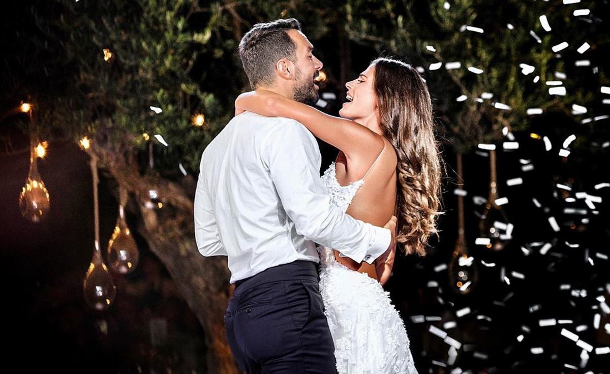 Σάκης Τανιμανίδης – Χριστίνα Μπόμπα: Γιορτάζουν δύο χρόνια γάμου! Η τρυφερή ανάρτηση