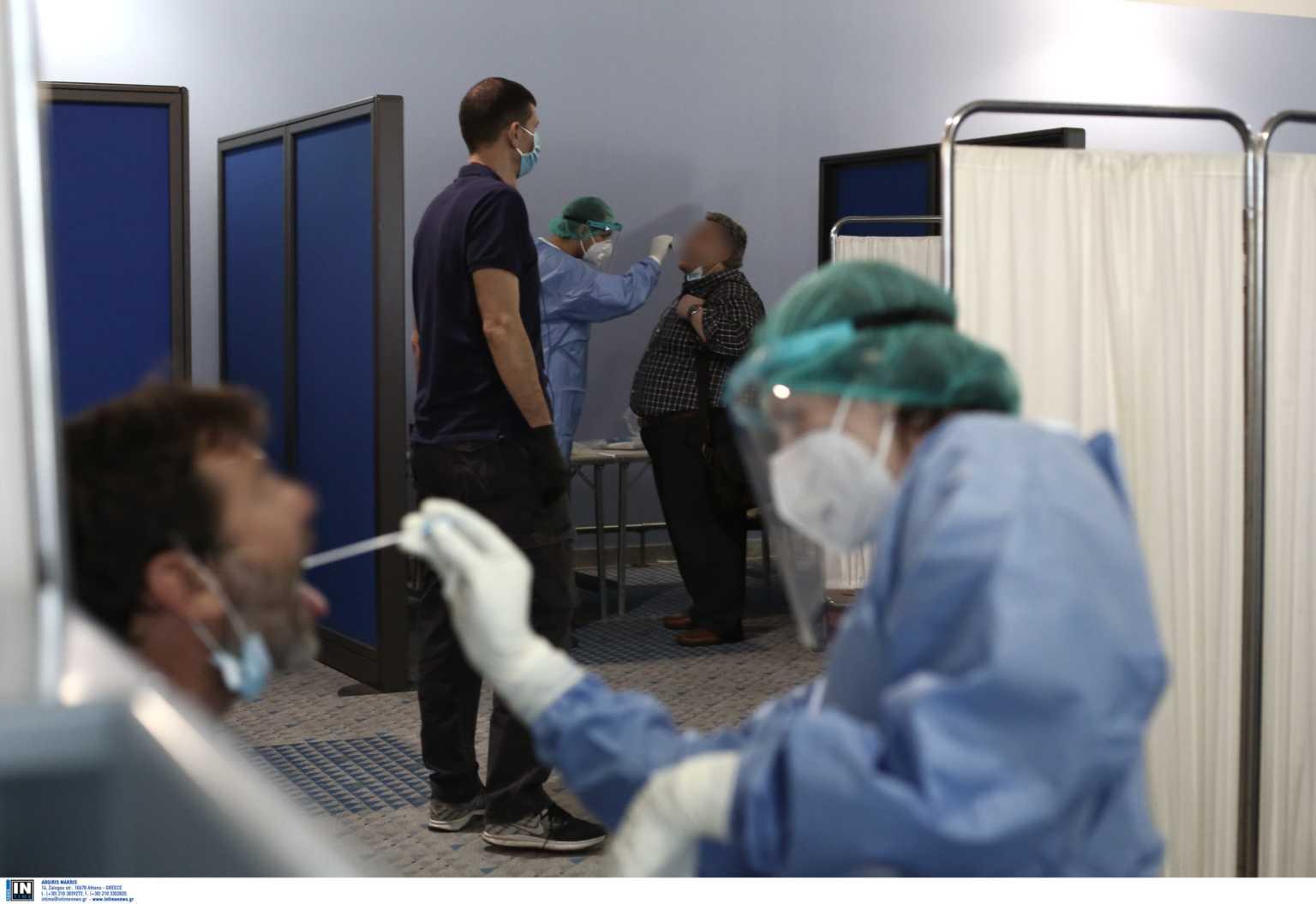 233 νέα κρούσματα κορονοϊού σήμερα 02/09 στην Ελλάδα