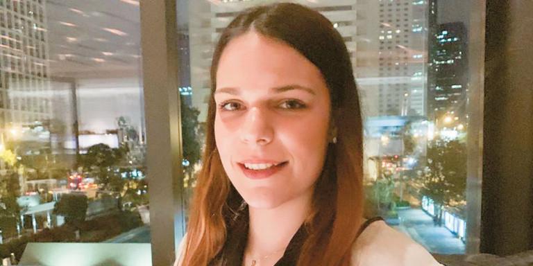 Ειρήνη Μελισσαροπούλου: Το μοντέλο που συνελήφθη για ναρκωτικά στο Χονκ Κονγκ, έγινε ...αστυνομικός