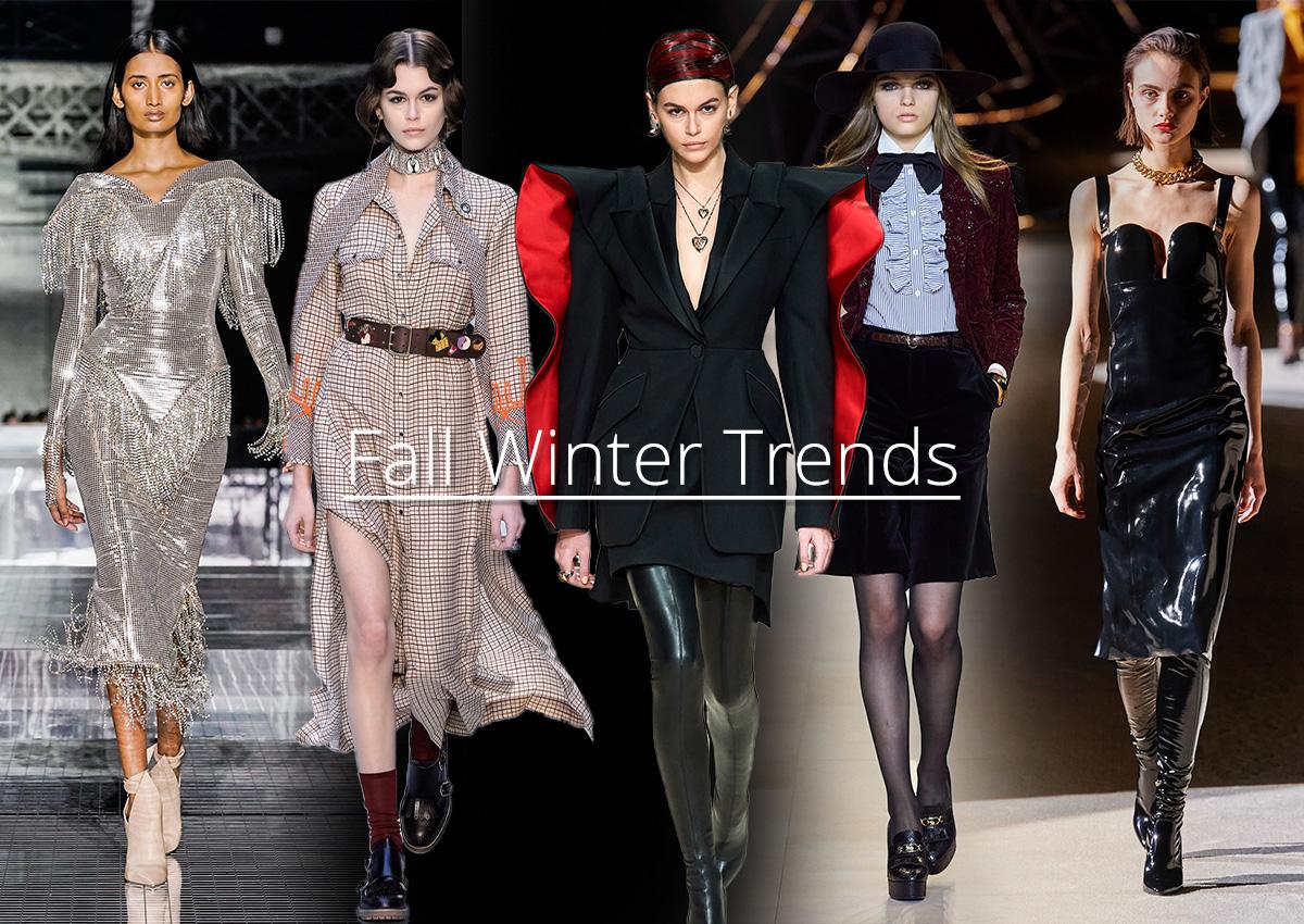 Φθινόπωρο-Χειμώνας '20/'21: Οι νέες τάσεις που θα φορέσουμε αυτήν τη σεζόν (part 1)