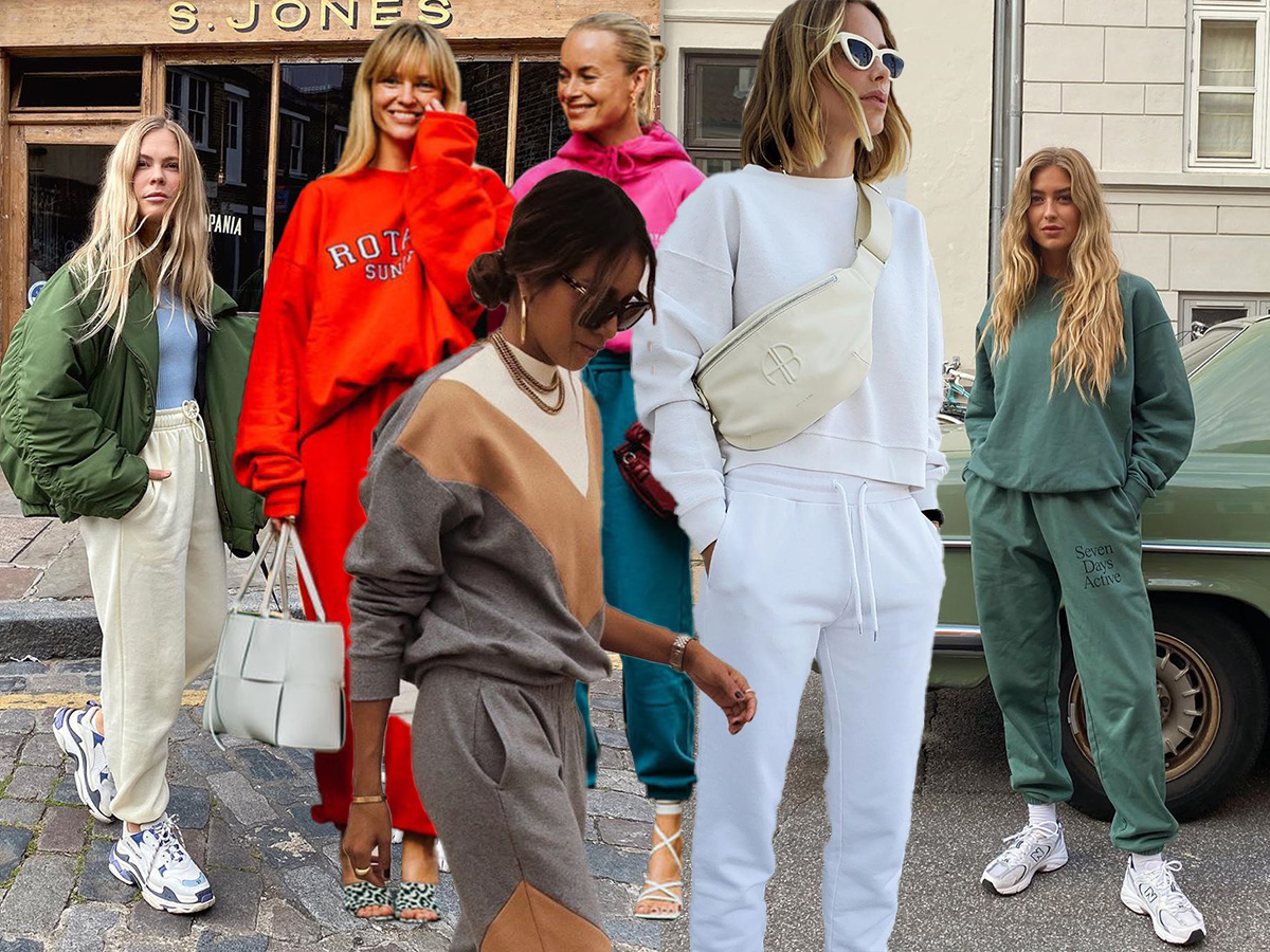 Φόρμες: Φόρεσε σωστά το μεγαλύτερο street style trend της σεζόν