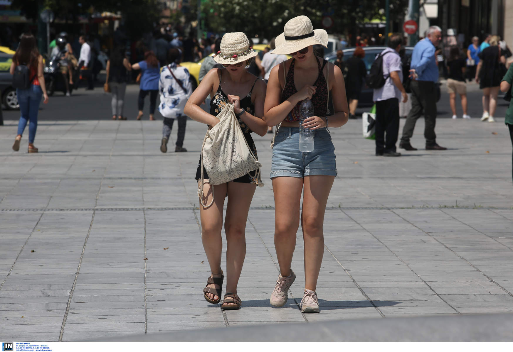 Καιρός: Ζέστη και σήμερα – Έως τους 37 βαθμούς η θερμοκρασία! Που θα βρέξει;