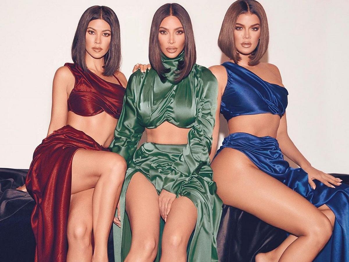 Kim Kardashian: Η throwback φωτογραφία που δημοσίευσε με τις αδελφές της και αποδεικνύει τη… μετάλλαξή τους
