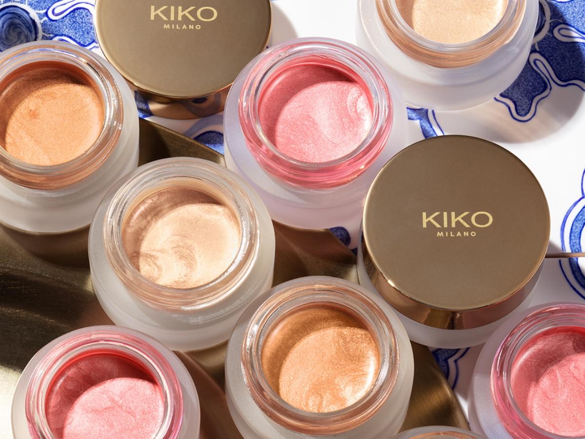 Η Kiko Milano άνοιξε το πρώτο της κατάστημα στην Ελλάδα!