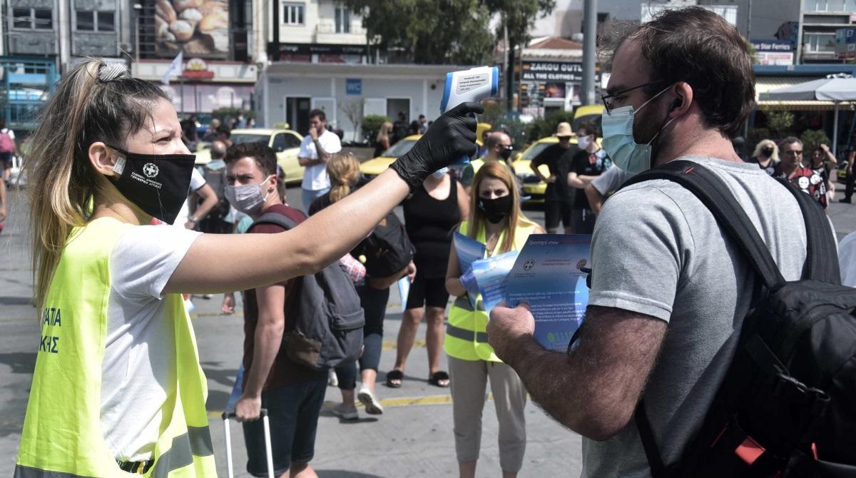 Δραματική προειδοποίηση: Ο κορονοϊός είναι σε όλη τη χώρα – Έρχονται δύσκολες μέρες