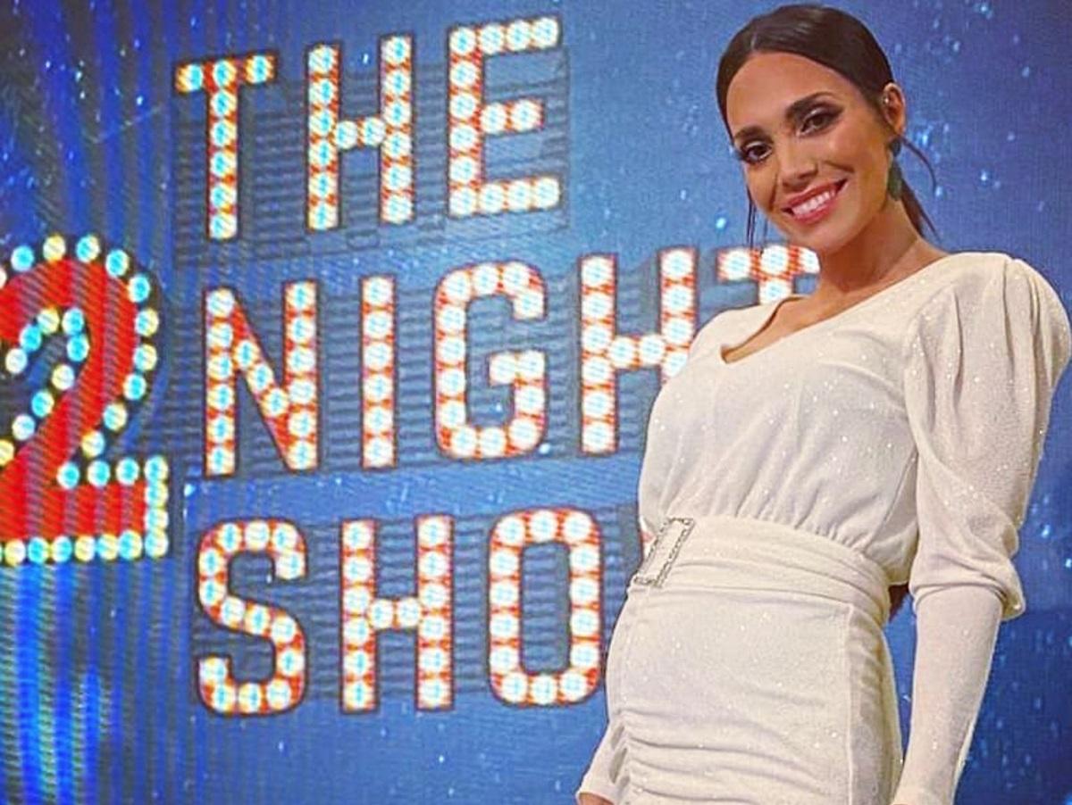 """Κρυσταλλία Ρήγα: Η γνωριμία με τον σύζυγό της πριν 10 χρόνια, η εγκυμοσύνη και το """"The Booth"""" (video)"""