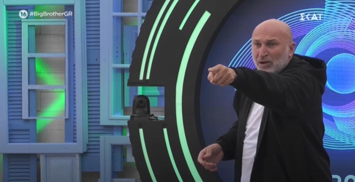 "Big Brother: Έξαλλος ο Χρήστος Μακρίδης με τον Νικόλα Παπαπαύλου – ""Γιατί πετάγεσαι;"" Video"