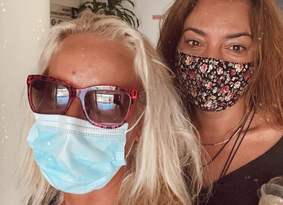 Μαρία Μπεκατώρου: Τι πήγε στραβά με την μάσκα της; Βίντεο