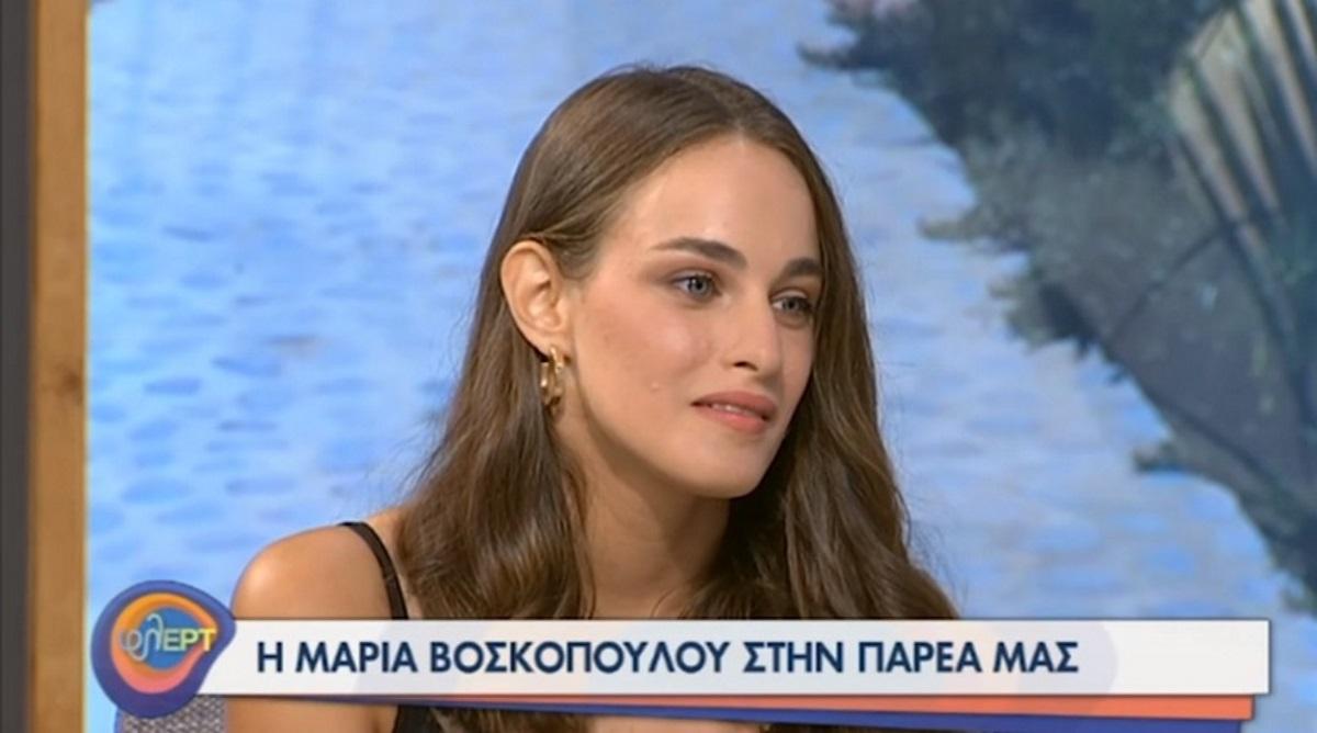 Μαρία Βοσκοπούλου: Η κόρη του Τόλη και της Άντζελας στην πρώτη της τηλεοπτική συνέντευξη! Video