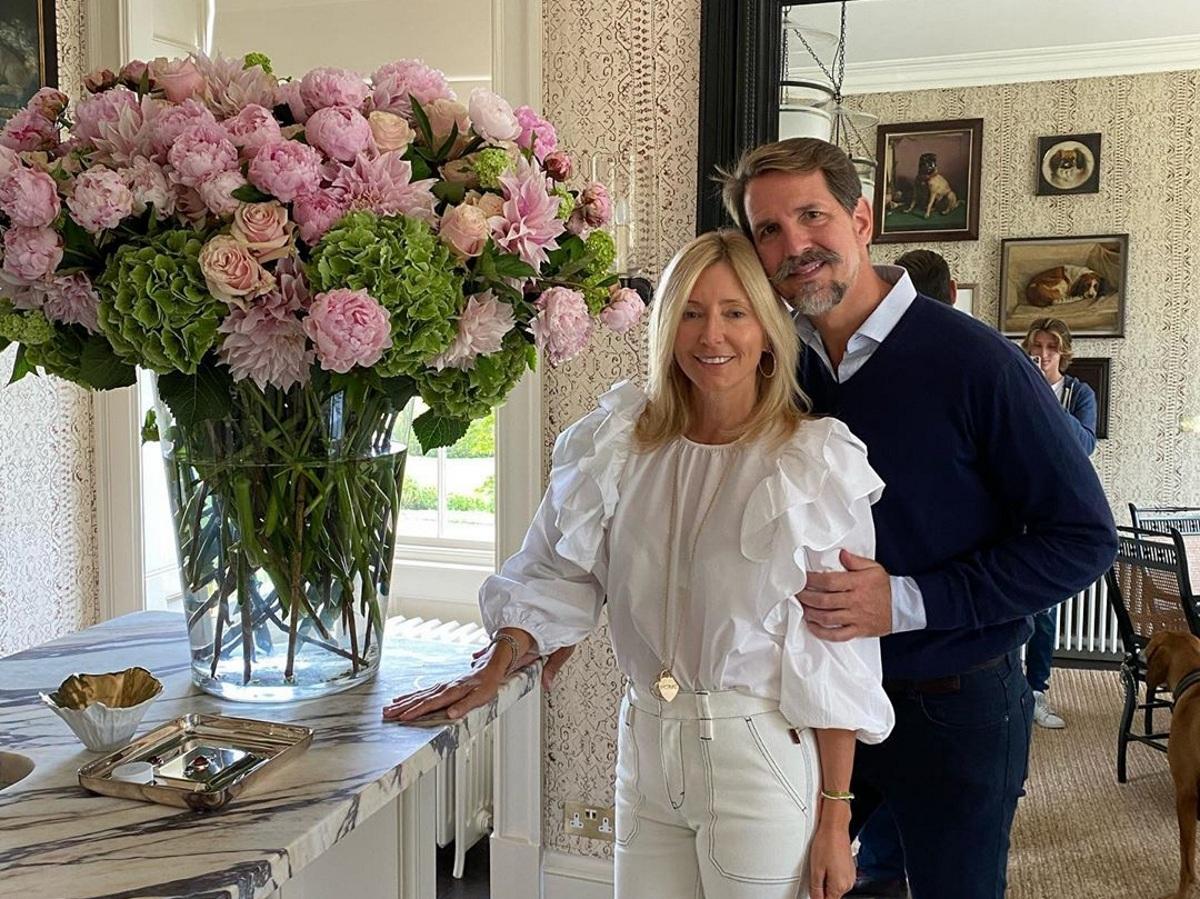 Μarie Chantal – Παύλος: 25 χρόνια έρωτας – Οι τρυφερές ευχές του για τα γενέθλιά της (pics)
