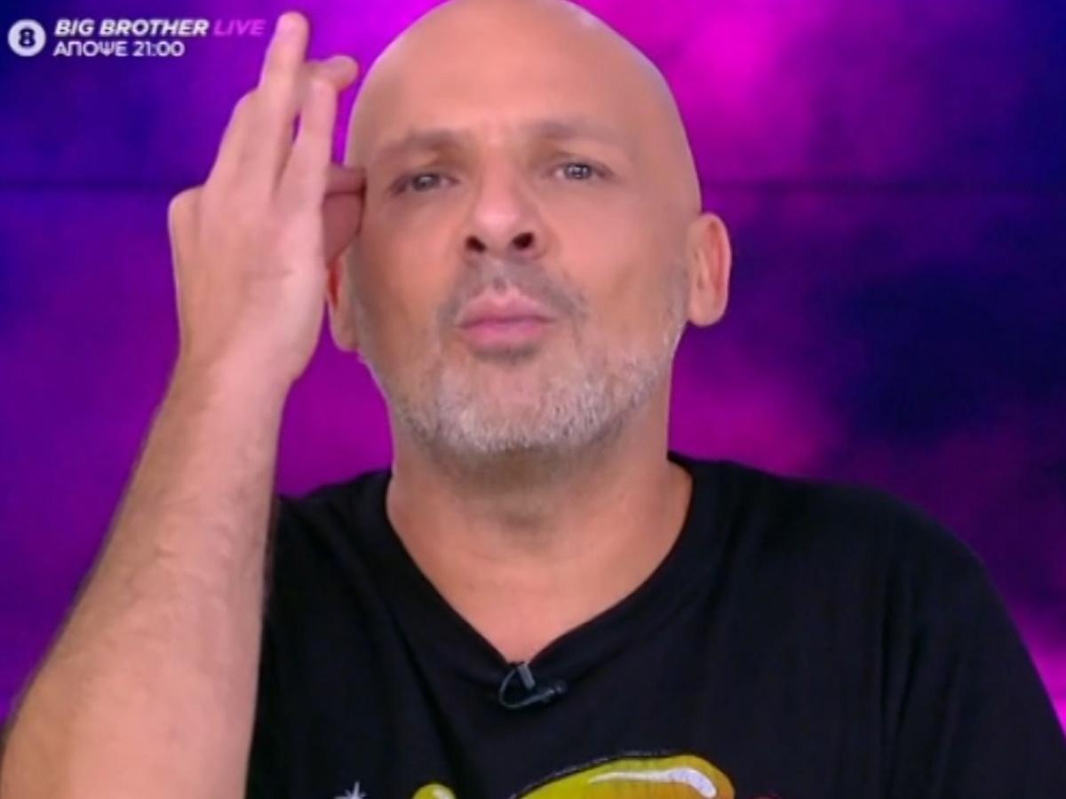 Νίκος Μουτσινάς: Η συγκλονιστική του τοποθέτηση για τους gay, με αφορμή την εξομολόγηση του Θέμη στο Big Brother (video)